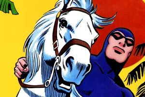 comic books comic art the phantom superhero