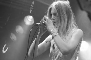 concerts myrkur blonde amalie bruun