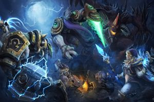 contests sylvanas windrunner blizzard entertainment heroes of the storm