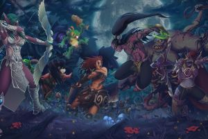 contests sylvanas windrunner heroes of the storm