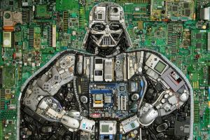 controllers motherboards nintendo computer mice circuit boards pcb darth vader ipod star wars hardware floppy disk