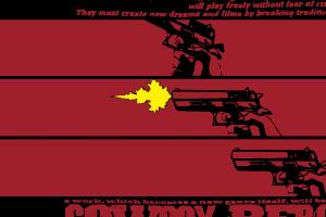 cowboy bebop handgun anime