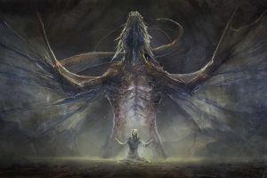 creature artwork fantasy art