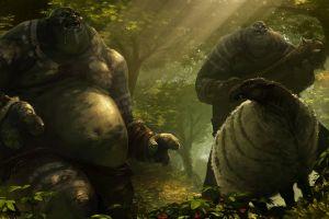 creature fantasy art artwork endless legend