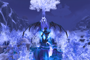 crystalsong forest video games blue dragon world of warcraft blizzard entertainment screen shot