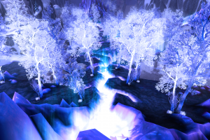 crystalsong forest video games world of warcraft blue blizzard entertainment