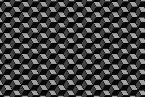 cube optical illusion pattern