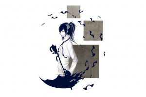 dark umbrella original characters
