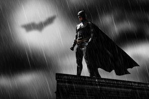 dc comics cape rain superhero dark comics movies batman