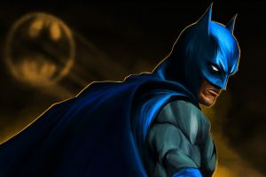 dc comics superhero comics batman concept art