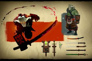 defense of the ancient valve corporation hero video games dota 2 ninjas valve sword dota juggernaut