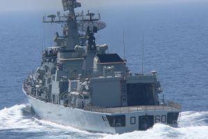 delhi class indian-navy warship destroyer