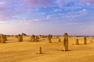 desert nature landscape
