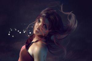 digital art fantasy art drawing