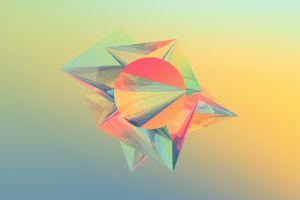 digital art geometry justin maller