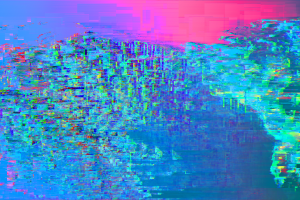 digital art glitch art artwork