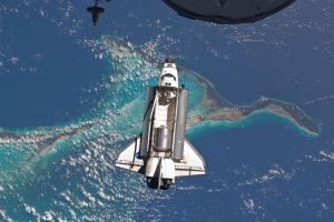 docking space shuttle space shuttle atlantis space art photography earth nasa space