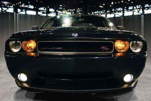 dodge challenger srt car muscle cars