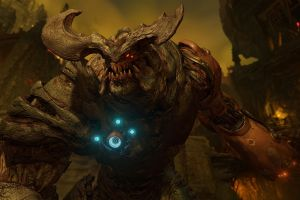 doom (game) id software first-person shooter shooter doom 4 video games