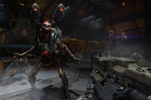 doom (game) shooter doom 4 video games first-person shooter id software