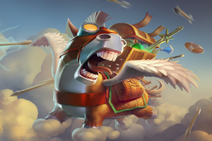 dota 2 courier loading screen dota 2