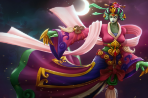 dota 2 fantasy girl dota pc gaming