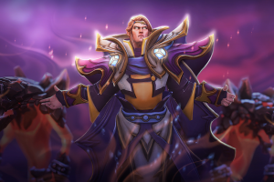 dota 2 invoker loading screen