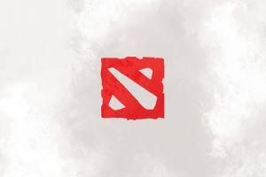 dota 2 simple background minimalism pc gaming