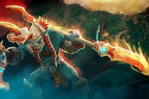 dota fantasy art pc gaming defense of the ancient
