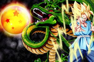 dragon ball son goku super saiyan