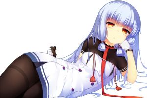 dress anime girls pantyhose