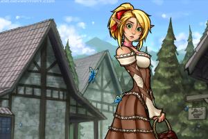 dress elves lin
