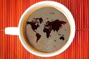 drink coffee world