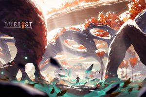 duelyst concept art artwork