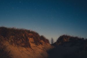 dune ghosts stars photography