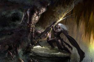 dungeons & dragons fantasy art artwork