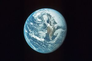 earth nasa apollo space
