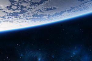 earth space stars