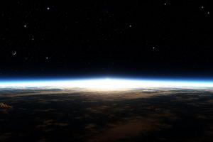 earth stars space