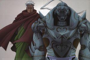 elric alphonse full metal alchemist armor