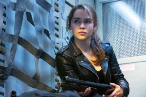 emilia clarke movies women terminator terminator genisys