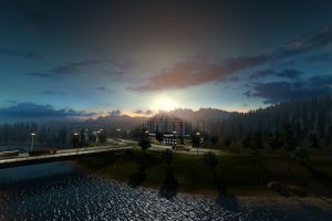euro truck simulator 2 pc gaming screen shot