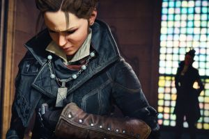 evie frye assassin's creed syndicate ubisoft assassin's creed