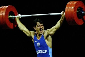 exercising weightlifting barbell gyms