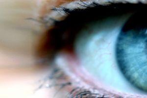 eyes blue eyes simple background