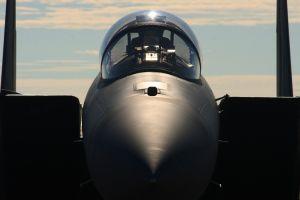 f-15 strike eagle aircraft military military aircraft