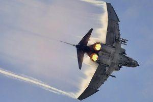 f-4 phantom ii sky military aircraft aircraft