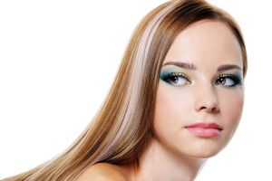 face makeup model women