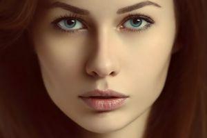 face retouching photoshop women portrait