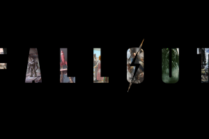 fallout collage pc gaming fallout 4 black background text